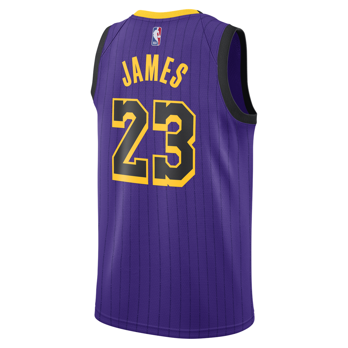 323350150 LeBron James Nike Swingman Jersey - City Edition for  109.99 Fanatics. Los  Angeles Lakers ...