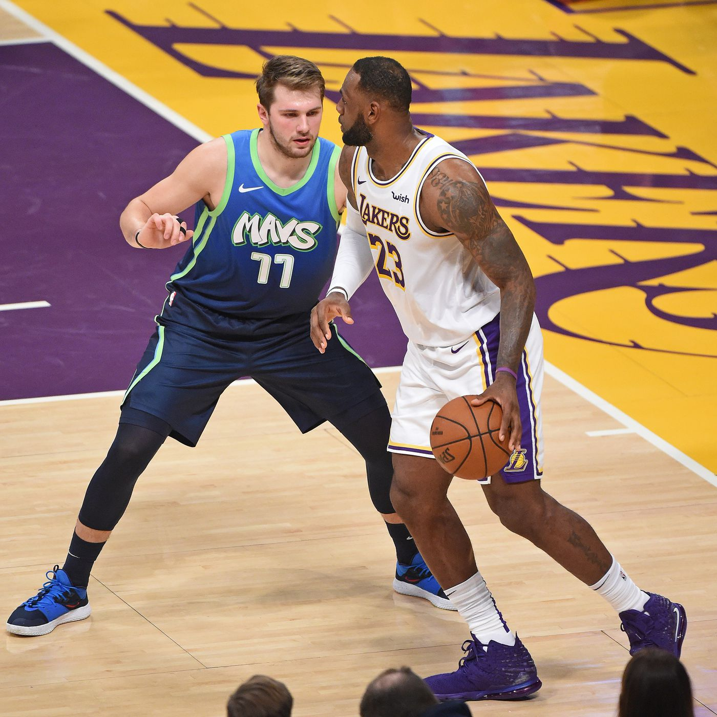 Lakers Vs Mavericks Preview Game Thread Starting Time And