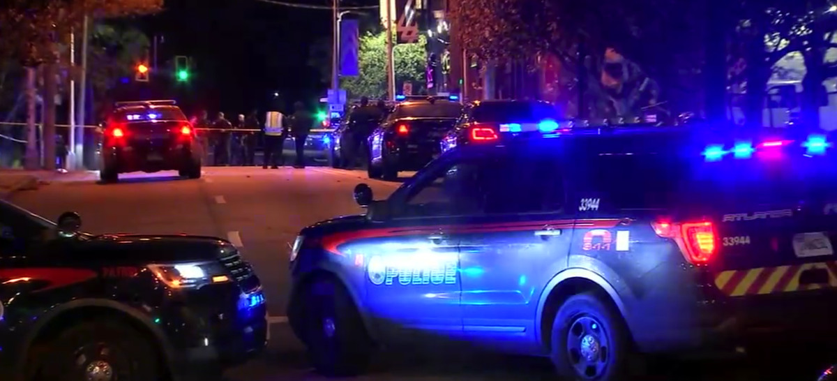 Police in Atlanta responding to a Nov. 6 shooting that left Chicago rapper King Von and another man dead.