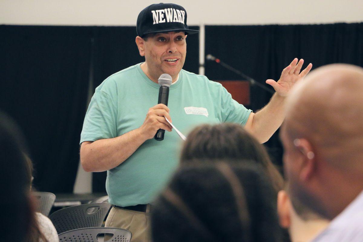Incoming Newark Public Schools Superintendent Roger León