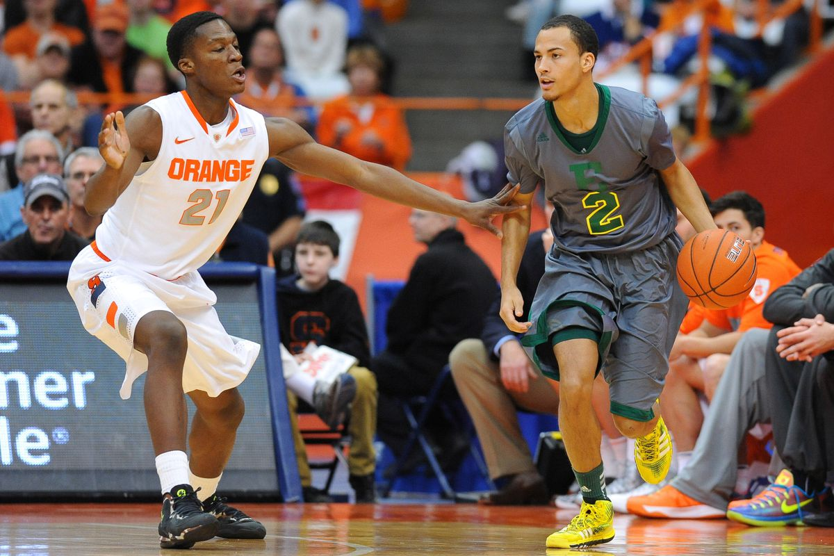 Syracuse Basketball Tyler Roberson To Miss Tonight S Game