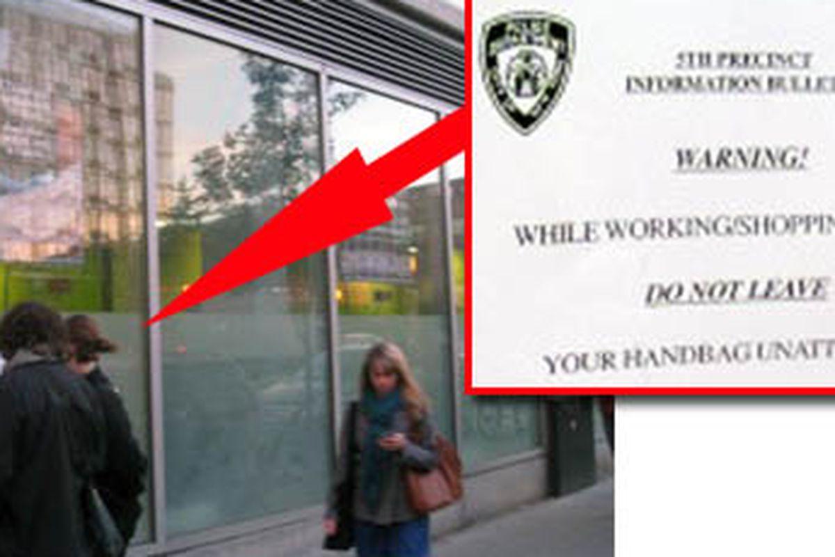 "Images via <a href=""http://www.boweryboogie.com/2010/10/flyers-on-whole-foods-warn-against-leaving-belongings-unattended.html?utm_source=feedburner&amp;utm_medium=feed&amp;utm_campaign=Feed%3A+BoweryBoogieALowerEastSideChronicle+%28Bowery+Boogie+%7C"