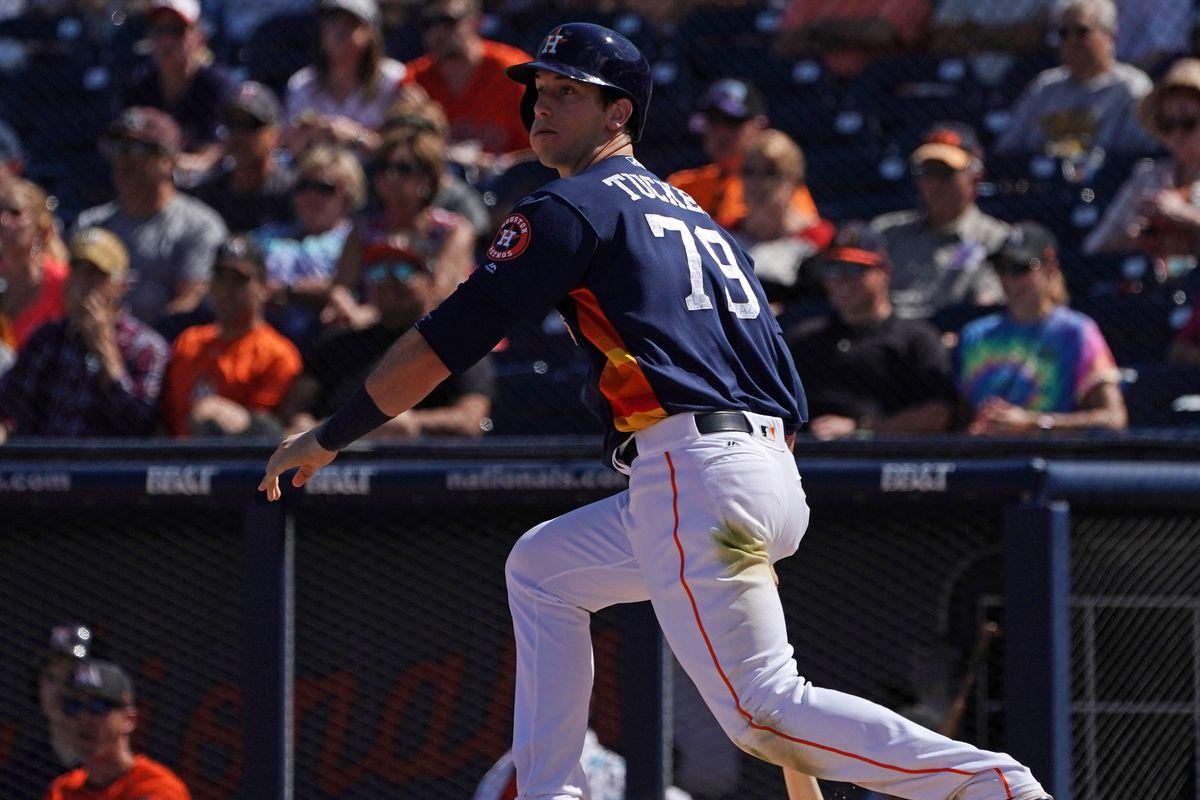 MLB: Spring Training-Miami Marlins at Houston Astros