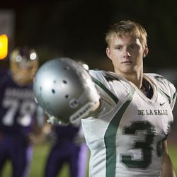 """Alexander Ludwig in """"When the Game Stands Tall."""""""