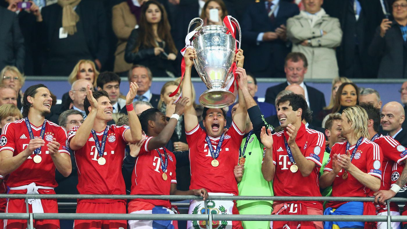 FC Bayern München 2012-13: The Significant Moments of this Season's  Champions League Campaign - Bavarian Football Works