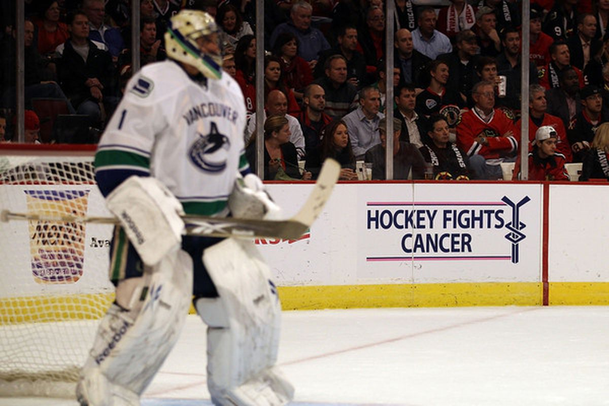 The Vancouver Canucks Roberto Luongo is one of the last players being talked about and linked to various teams in the lead up to the 2013 NHL trade deadline.