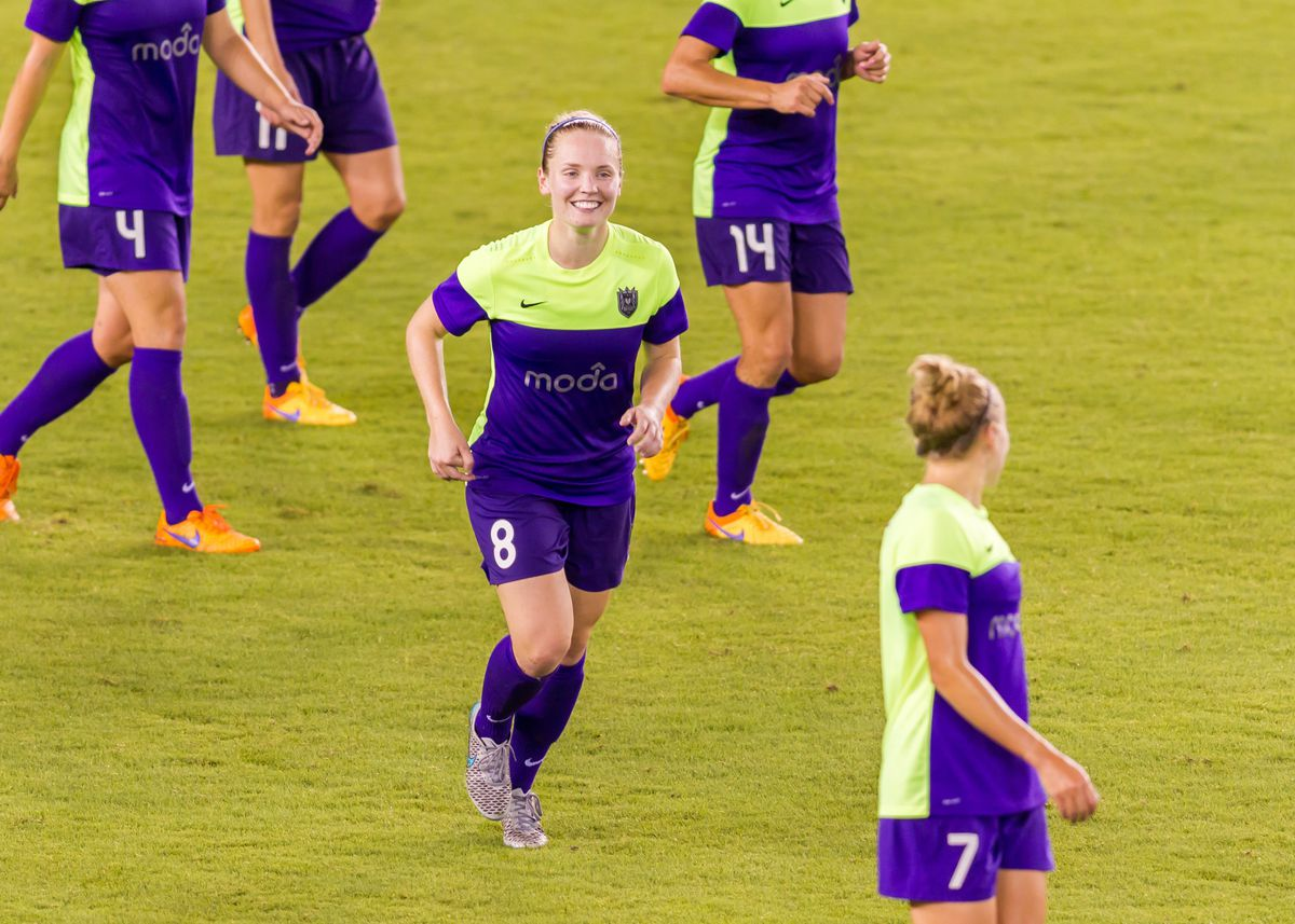 SOCCER: AUG 21 NWSL - Seattle Reign FC at Houston Dash