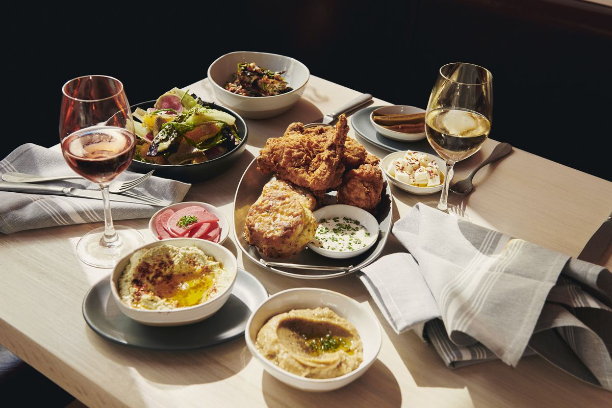 Eggslut Chef Alvin Cailin Opens Nyc Restaurant The Usual Eater