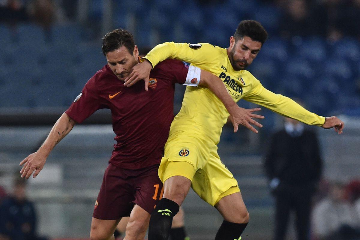 AS Roma v FC Villarreal - UEFA Europa League Round of 32: Second Leg