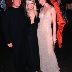 You can sleep soundly tonight knowing that Tara Reid once attended the Met Gala.