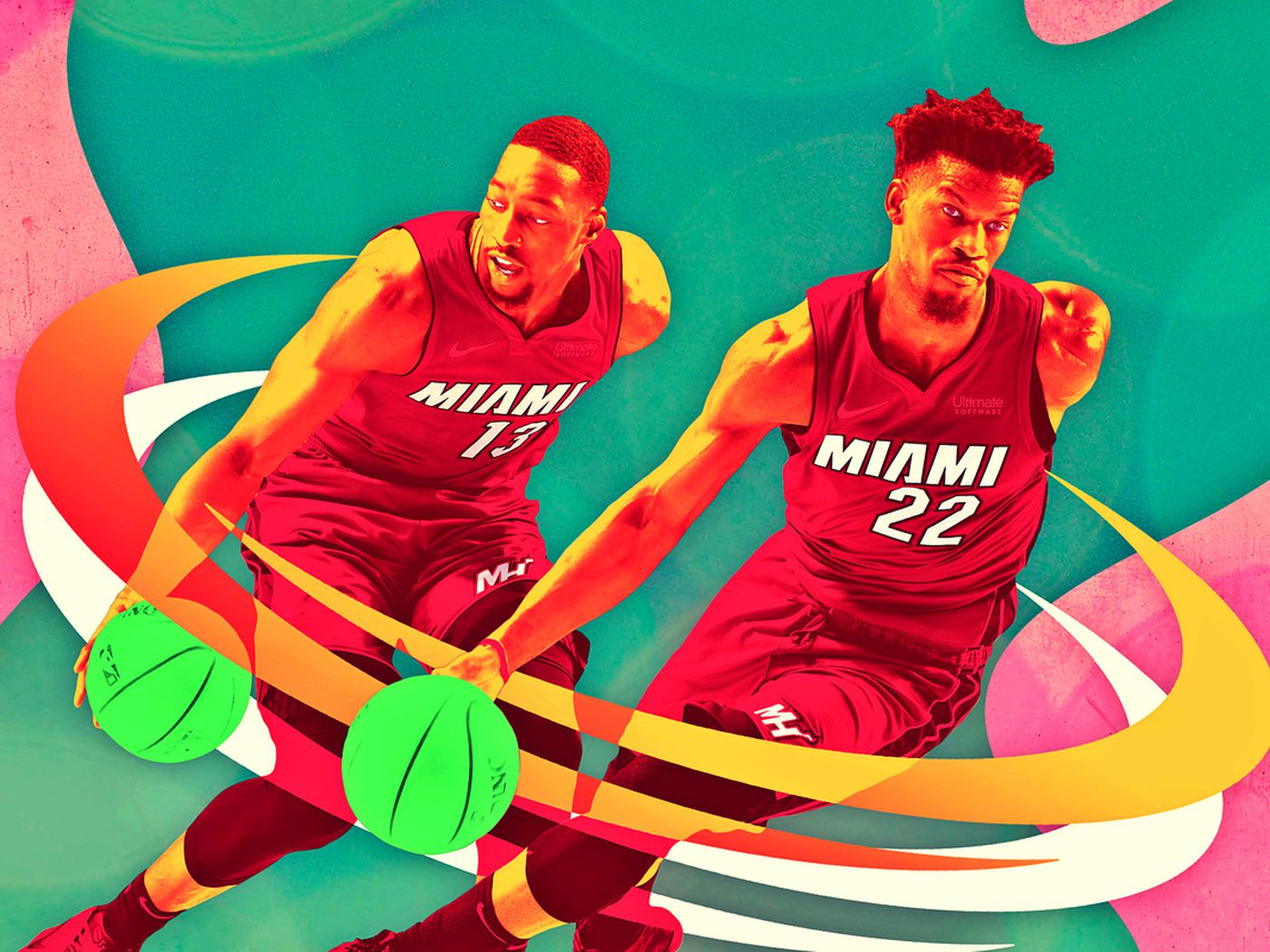 The Miami Heat Are Doing Positionless Basketball Right The Ringer