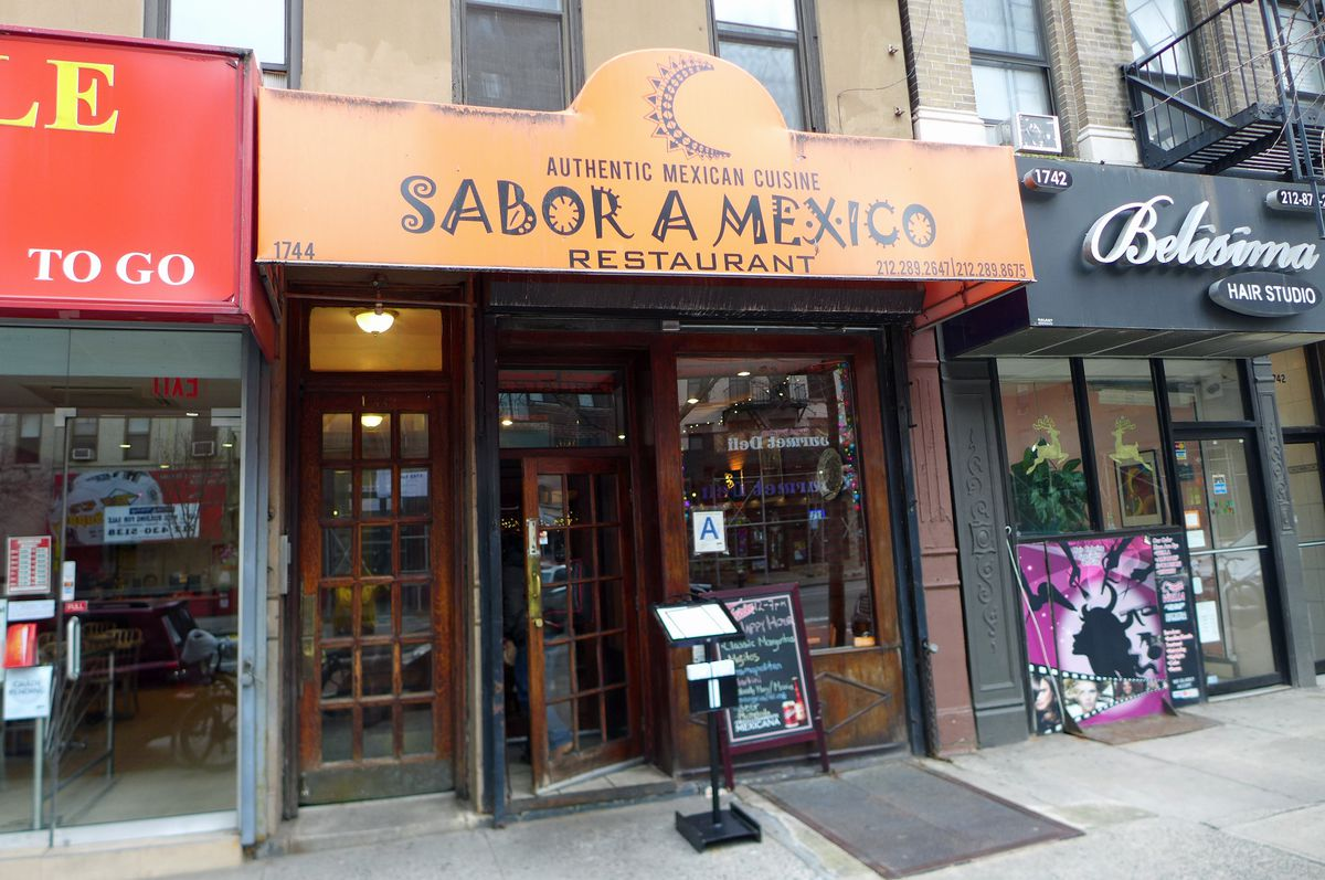Find the best Sabor A Mexico on the Upper East Side.
