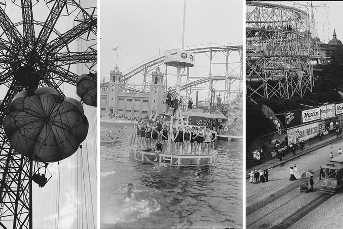 65 Photos Of New York City S Long Lost Amusement Parks Curbed Ny