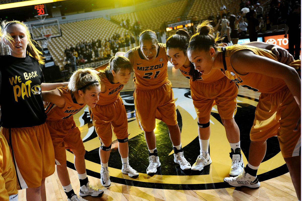 The Mizzou women play at Texas A&M, Mizzou Wrestling faces UNI ... aaaaaaand that's about it.