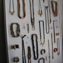 Nautical-inspired jewelry by Erin Considine