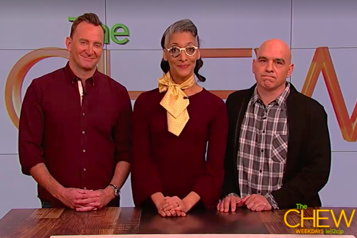 the chew cast addresses mario batali allegations eater