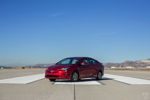 The new Toyota Prius isn't just a good hybrid, it's a good