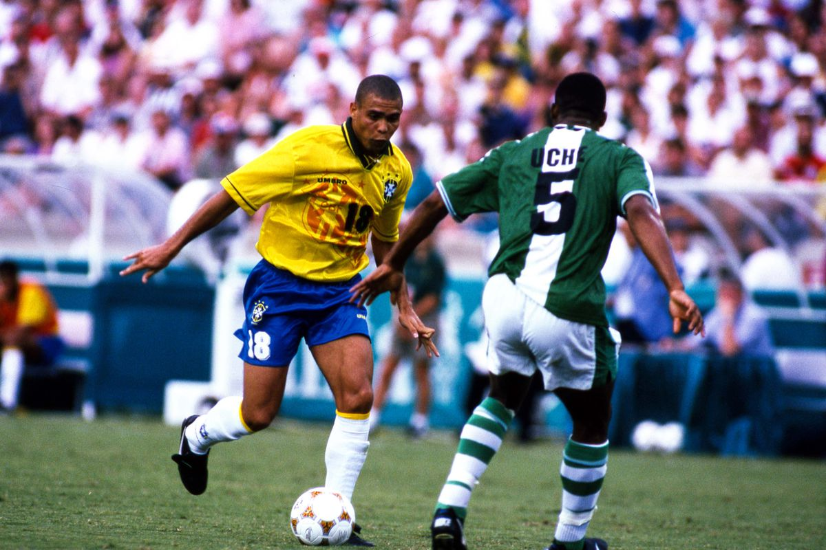 The Brazilian Ronaldo Was The First Soccer Player I Loved Sbnation Com