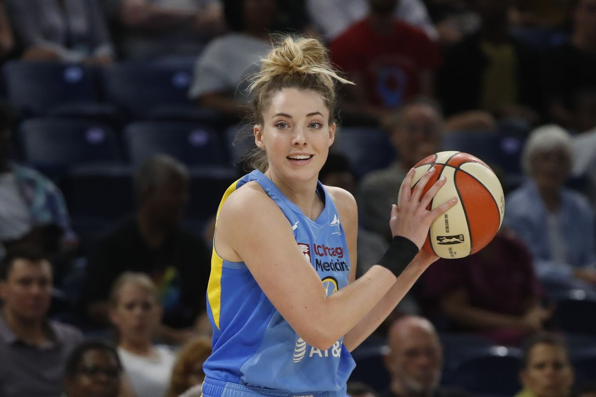 Katie Lou Samuelson has been traded to the Wings.