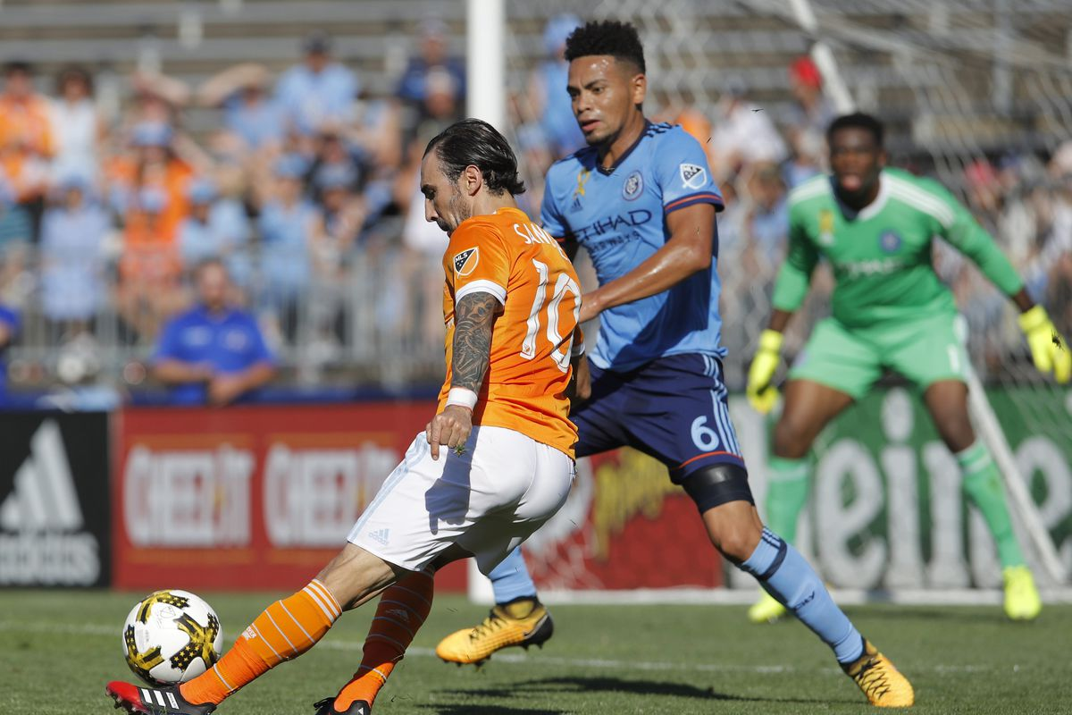 MLS: Houston Dynamo vs New York City FC