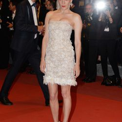Chloe Sevigny at the premiere of 'Personal Shopper.'