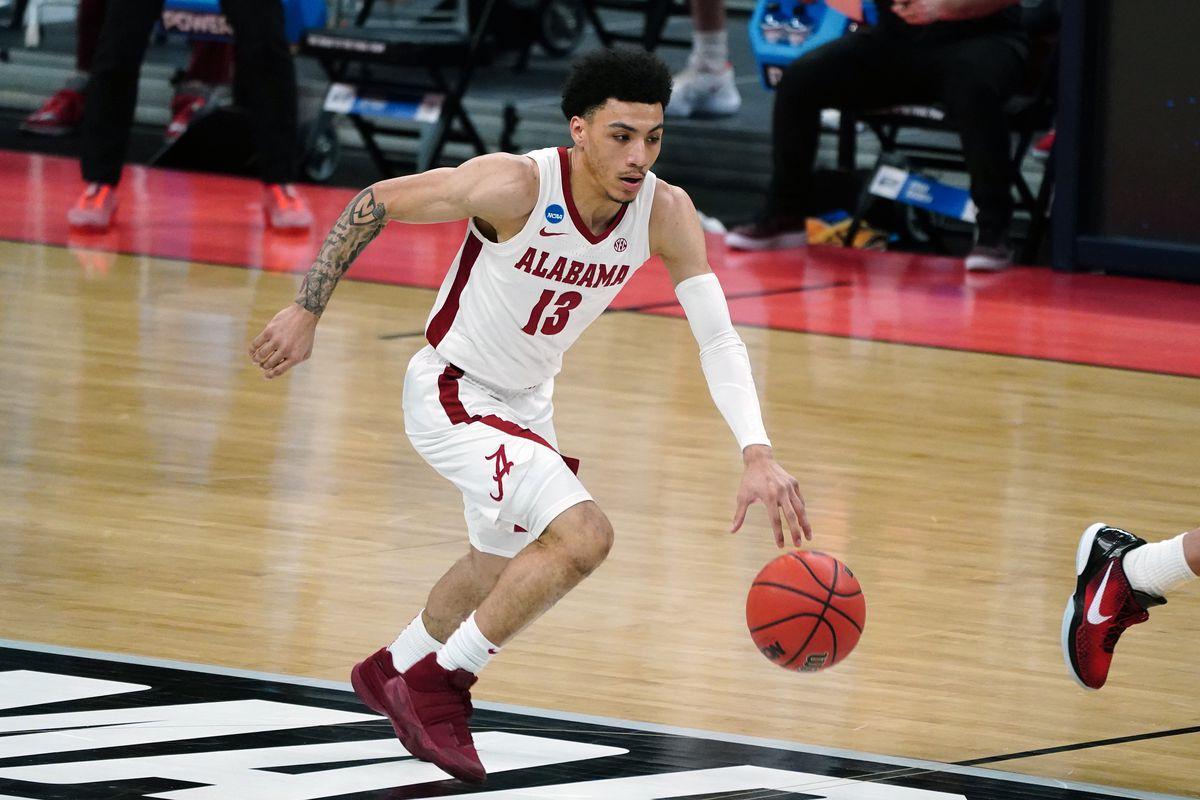 NCAA Basketball: NCAA Tournament-Maryland at Alabama
