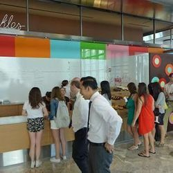 """<a href=""""http://ny.eater.com/archives/2014/06/before_opening_sprinkles_wails_on_the_competition_at_hudson_eats.php"""">A Visit to Hudson Eats on the Day Before Its Opening</a>"""