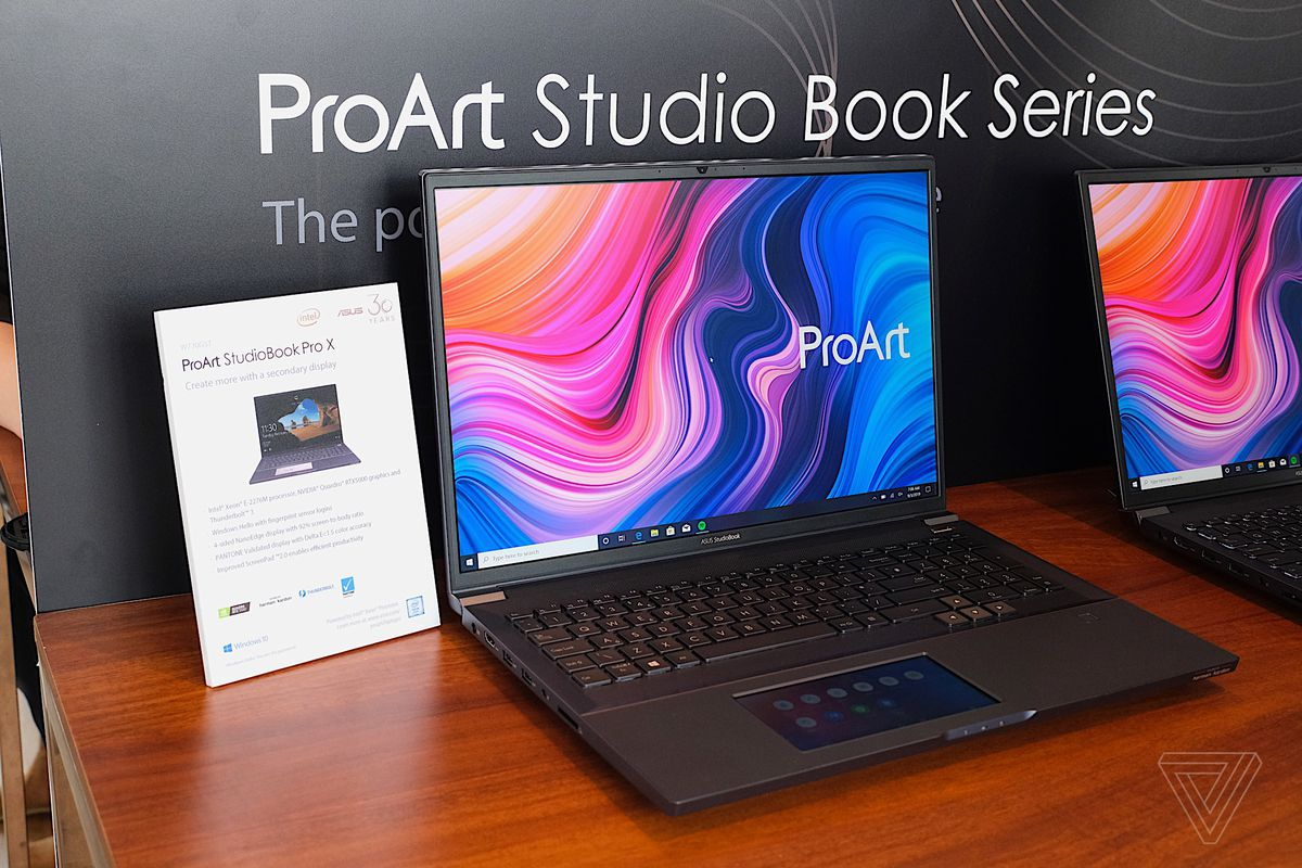 Asus Looks To Head Off 16 Inch Macbook Pro With New Proart