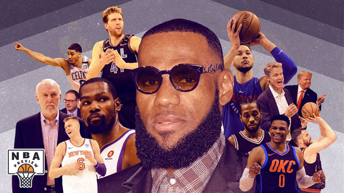 91d680f5176d3 The 34 People and Things That Will Define the 2018-19 NBA Season ...
