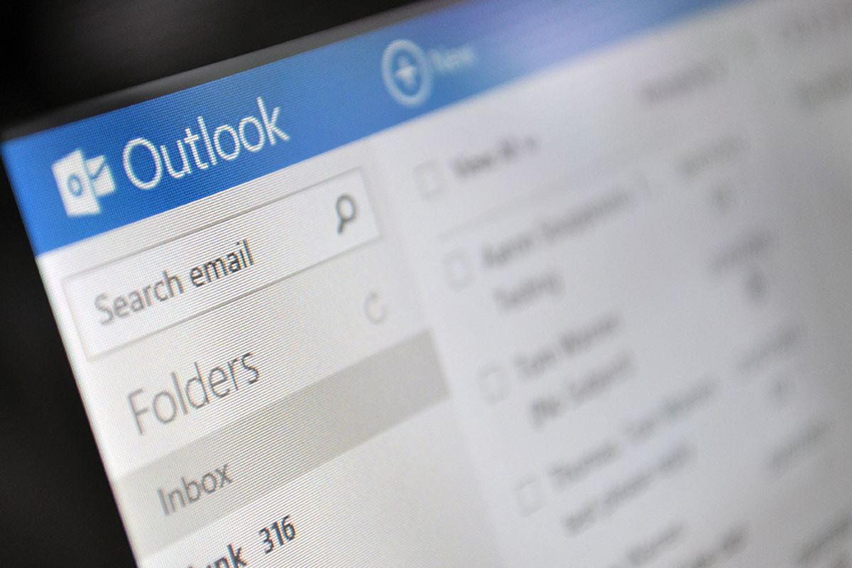 Outlook hed