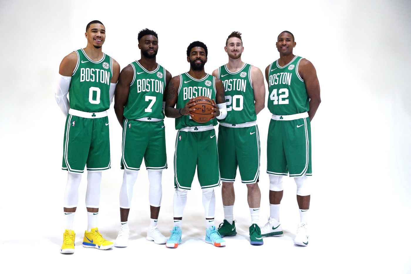 461687c72 Cashing in for a star  The curious parallels of the Celtics trade for Kevin  Garnett and a potential trade for Anthony Davis - CelticsBlog
