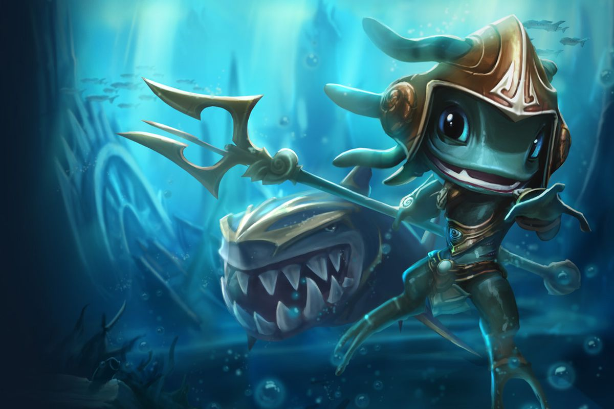 Patch 8.14 changes how Fizz's Seastone Trident empowered attacks work - The  Rift Herald