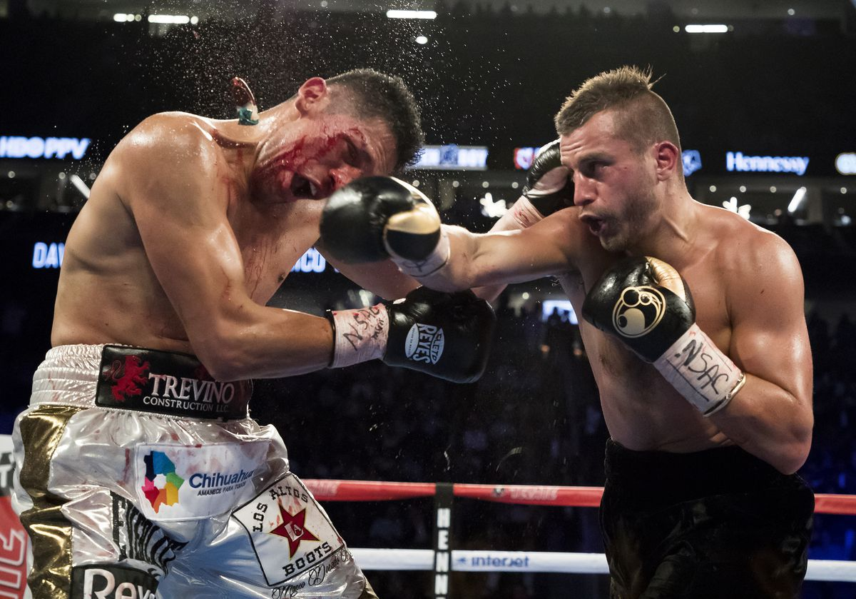 Saunders vs Lemieux: Fight matchup and preview - Bad Left Hook