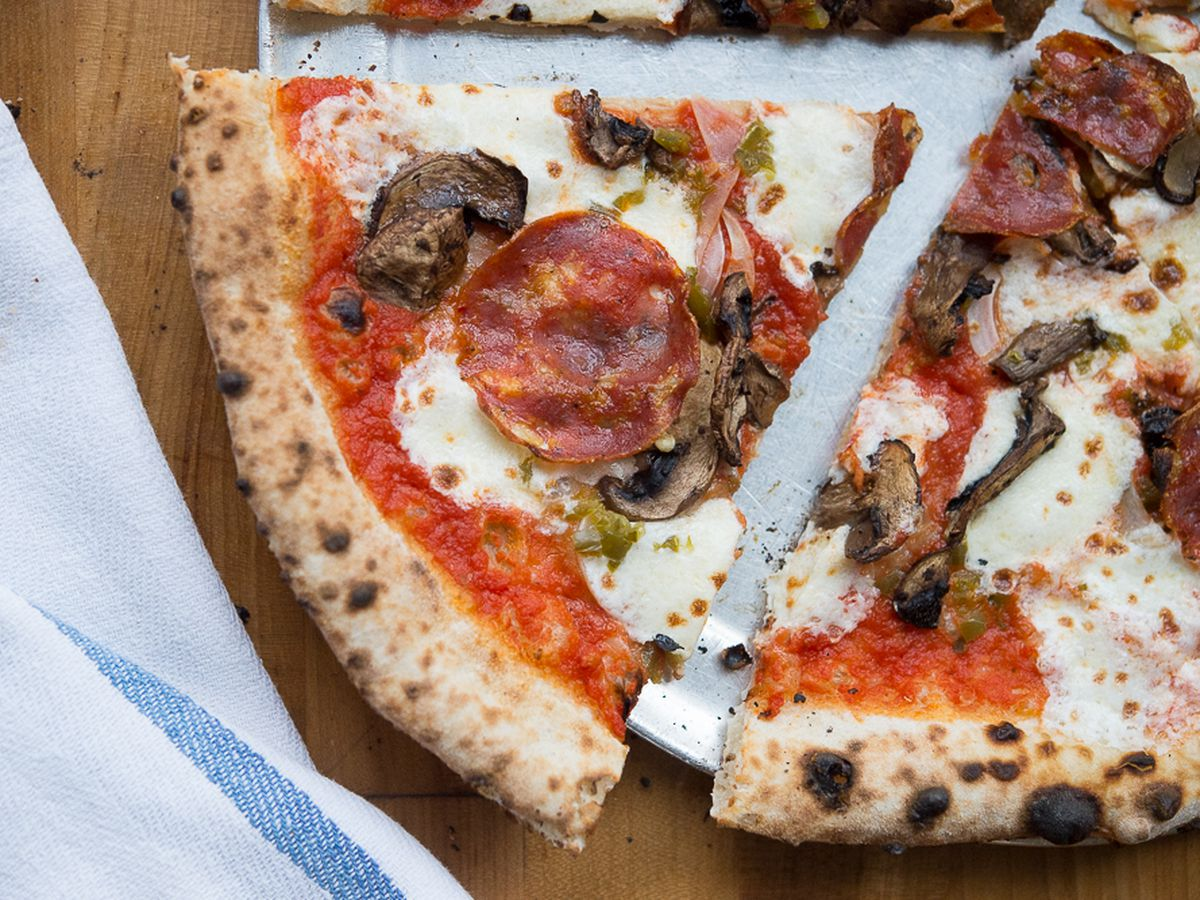 Pizza From Roberta S Daniel Krieger