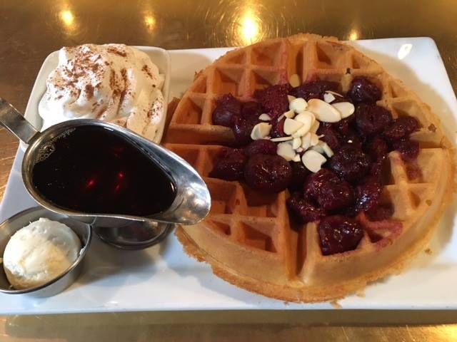 Tryst DC breakfast
