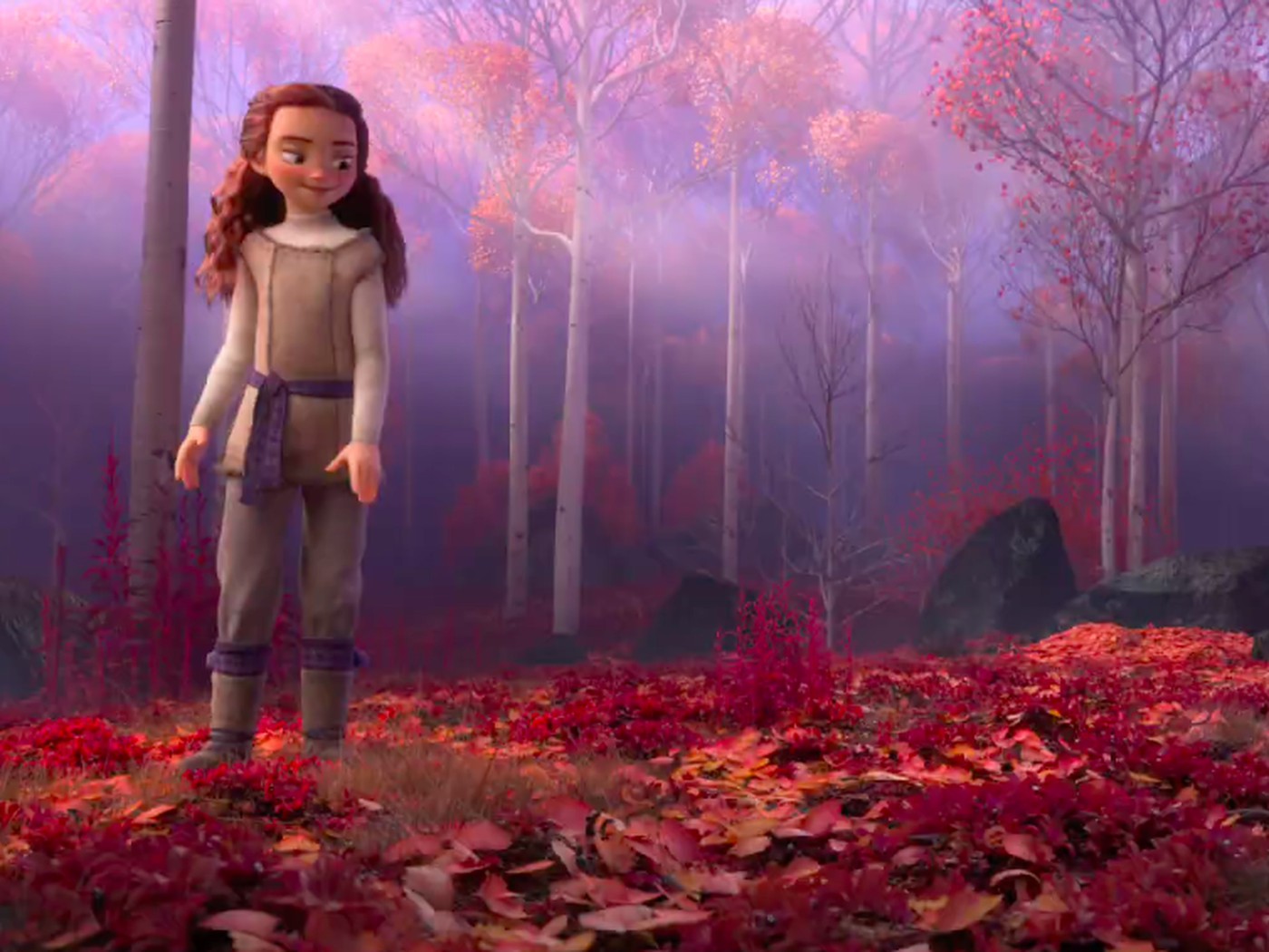 Frozen 2 theory connects sequel to Rise of the Brave Tangled