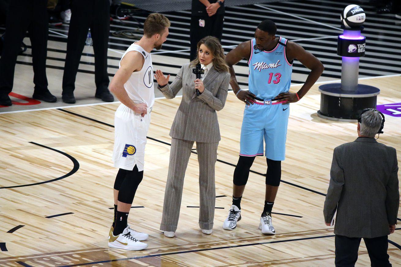 2020 NBA All-Star - Taco Bell Skills Challenge