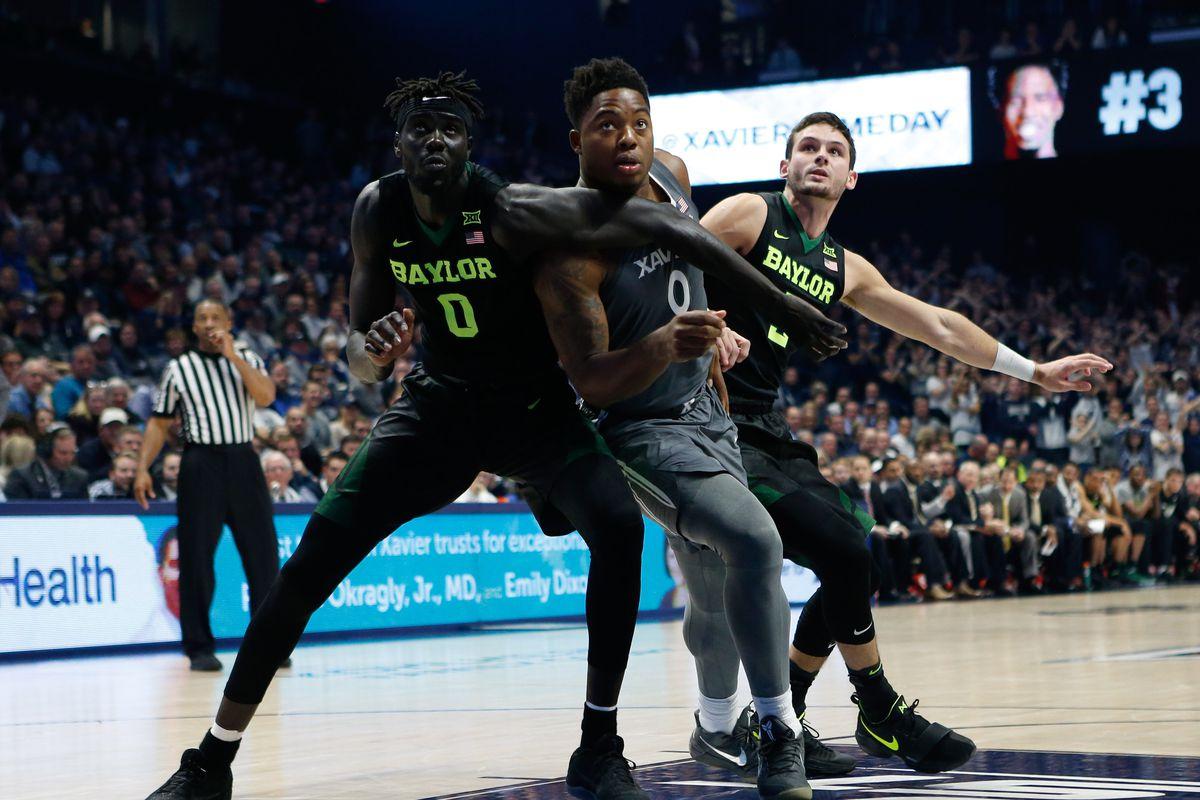 NCAA Basketball: Baylor at Xavier