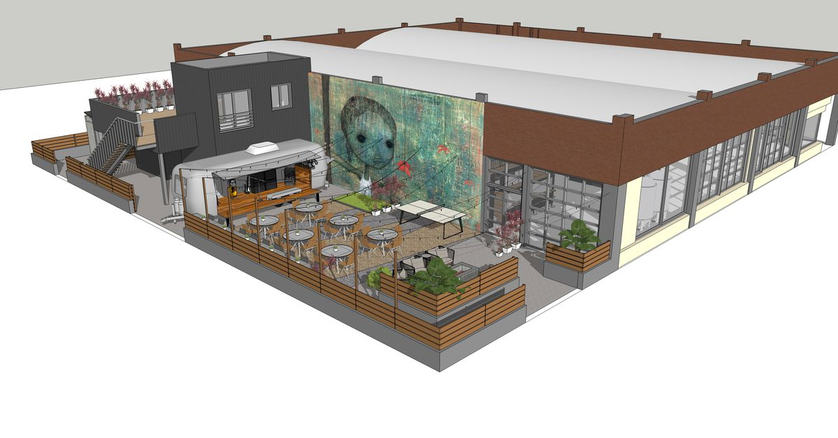 Major Beer and Food Hall Project Planned for National City
