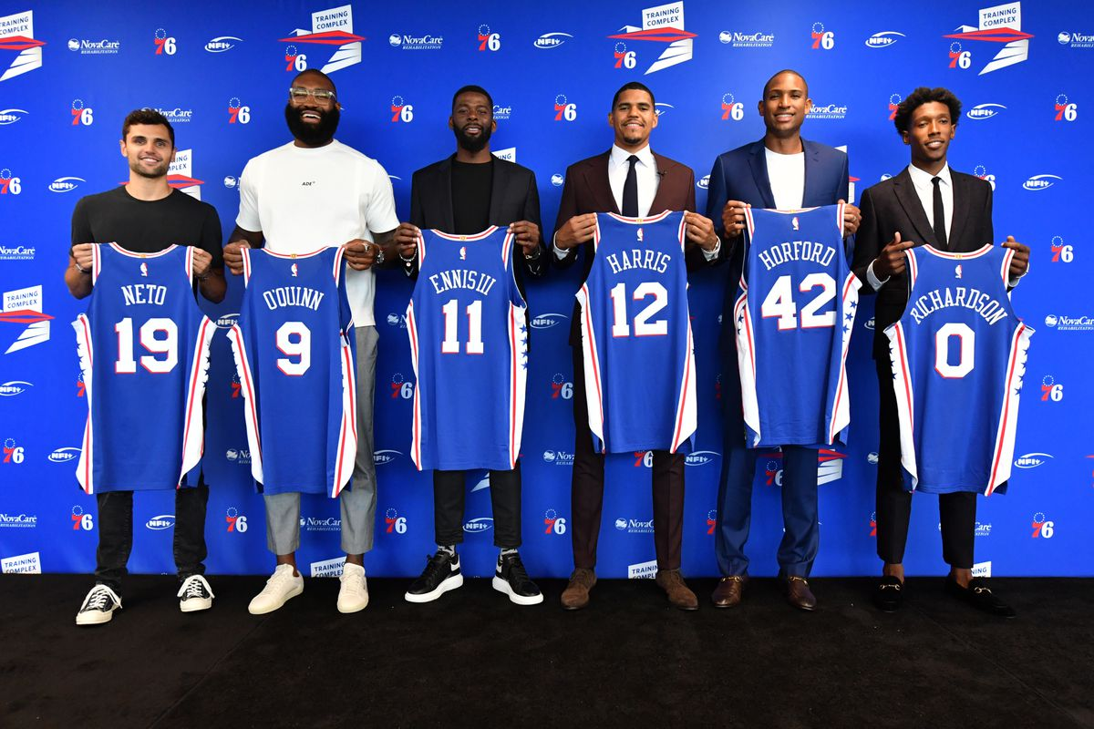 Sixers Intrasquad Fantasy Draft: Fifth Pick