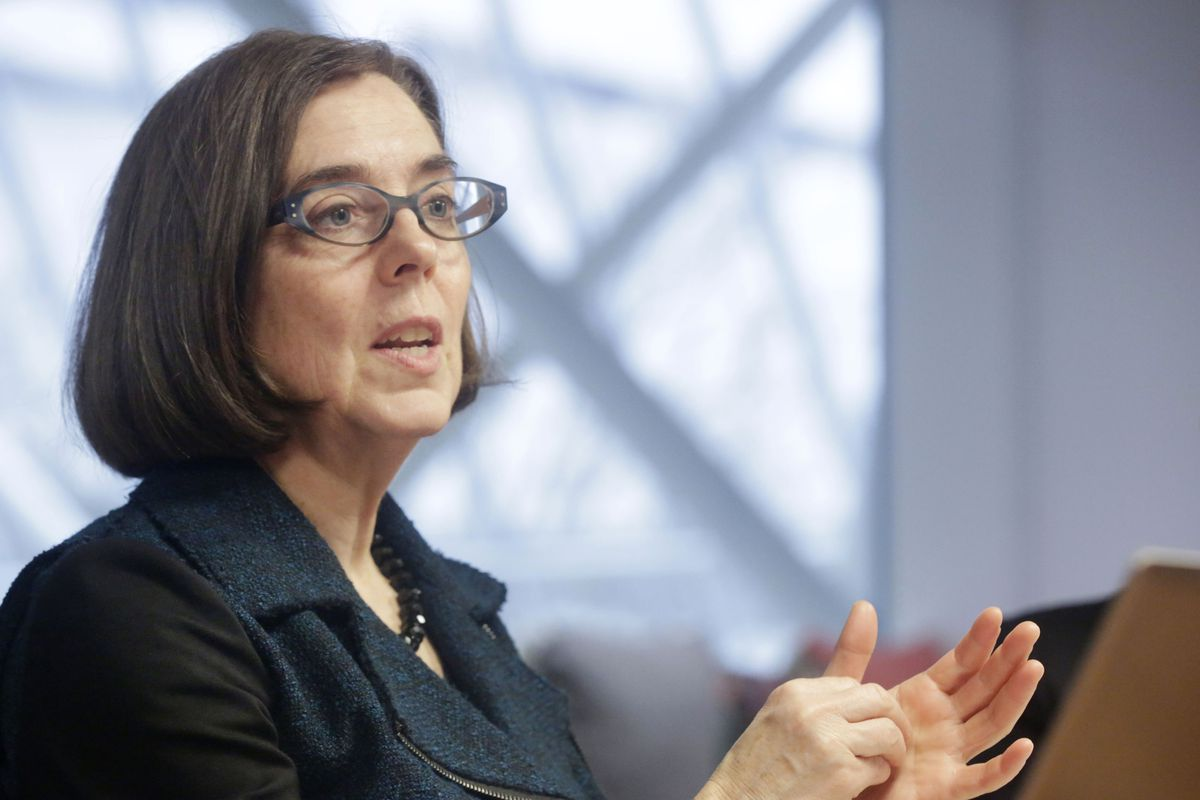 Oregon Governor Kate Brown Interview