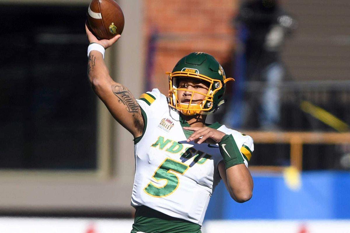 NCAA Football: Trey Lance