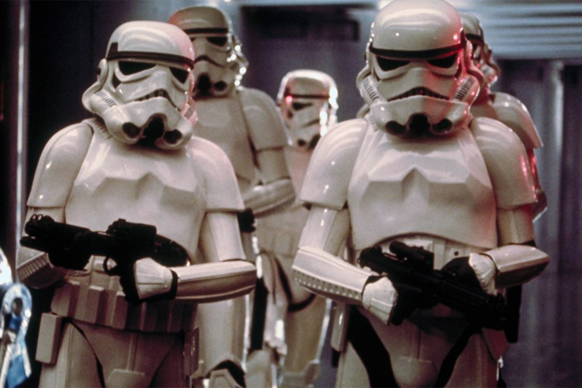 Star Wars Battlefront Will Have Playable Women Stormtroopers Polygon