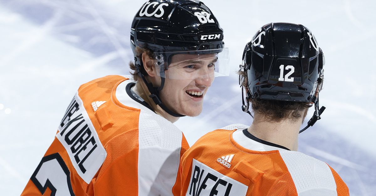 The Flyers do not need more toughness