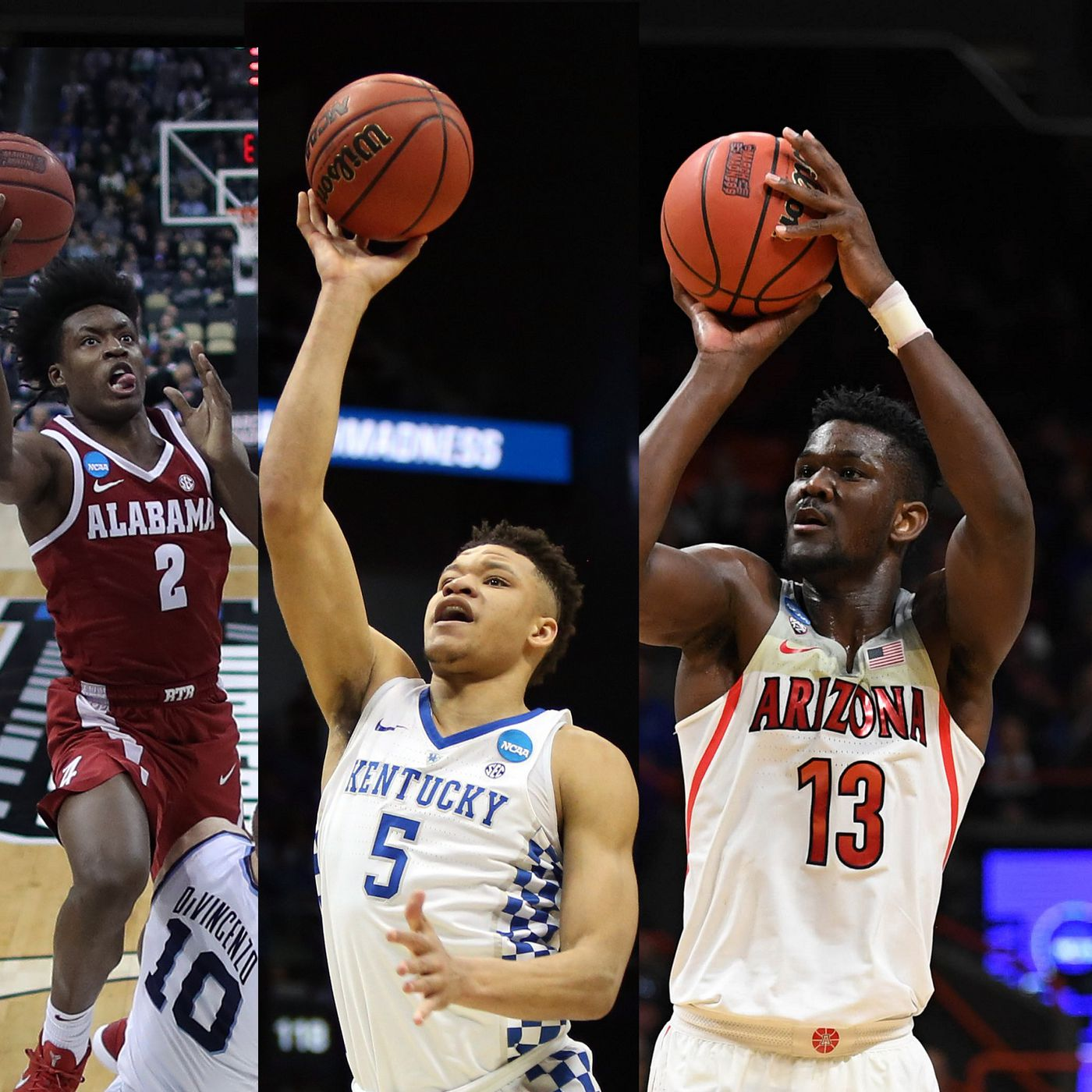 Nba Draft Rankings 2018 Espn Big Board Updated For Top 100