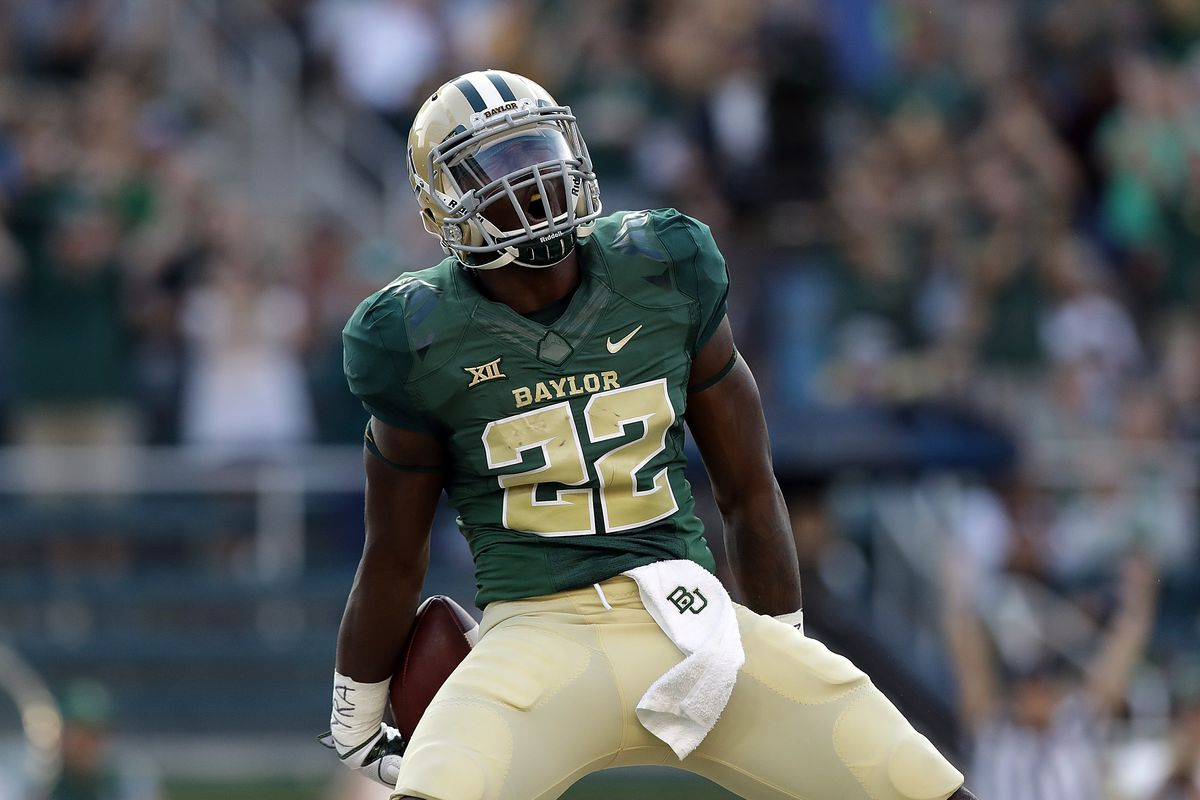 7fec279ef74 Previewing Baylor Football: Terence Williams' Skill - Our Daily Bears