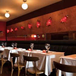 """You're certain to be famished after all that shopping, or at least ready to take a load off and toast to your accomplishments. <a href=""""http://ameliesf.com"""">Amelie</a> (1754 Polk St.) will provide the perfect respite, with a lovely wine list, yummy cheese"""