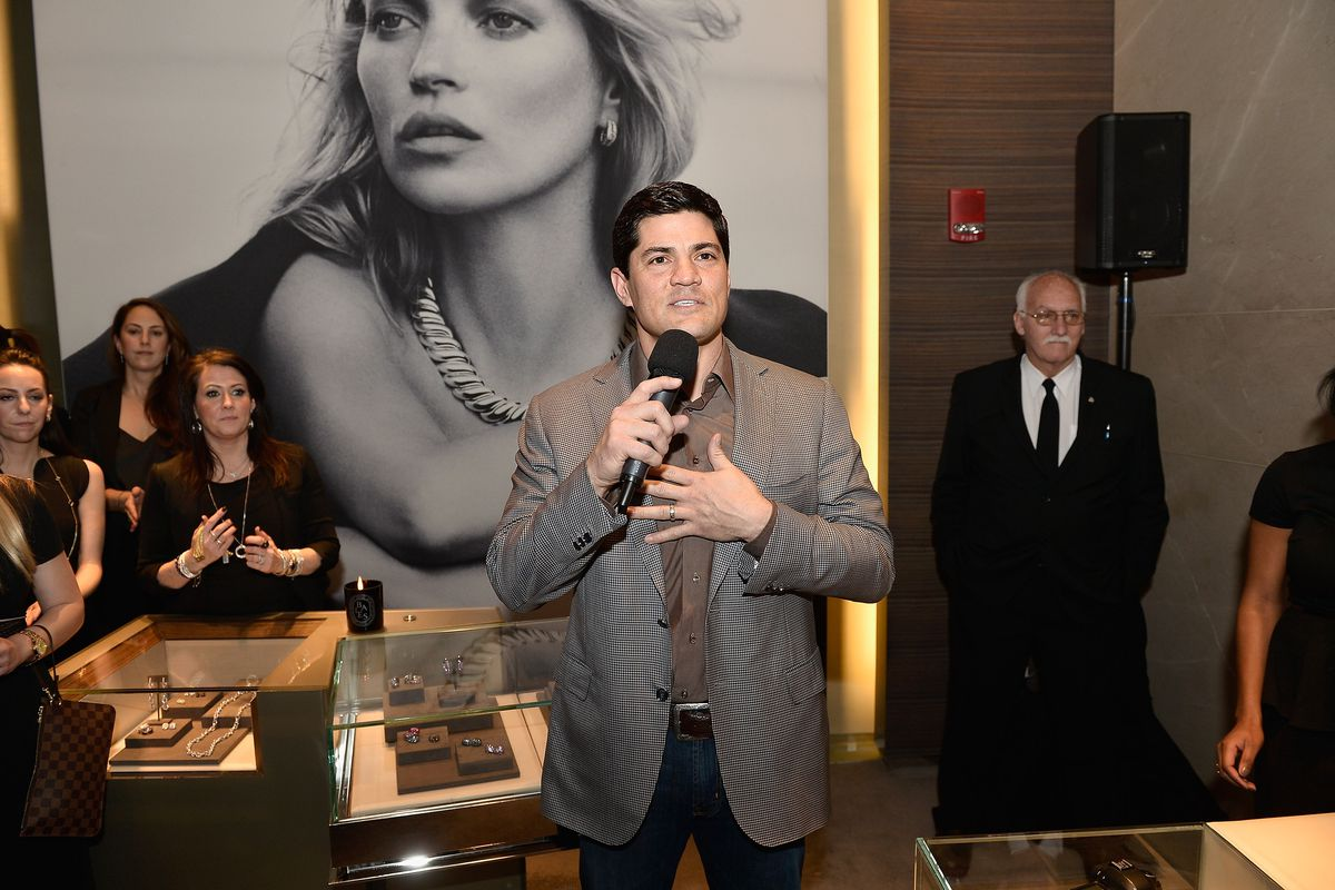 David Yurman Hosts An In-Store Event To Celebrate The Launch Of The Albion Collection In Boston, MA
