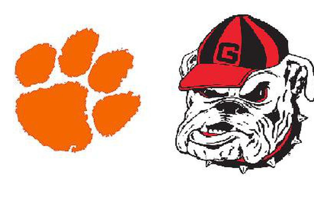 029d73b1d631 Historical Eye of the Tiger: Epic Moments Between Clemson & Georgia. New, 4  comments. A look back ...