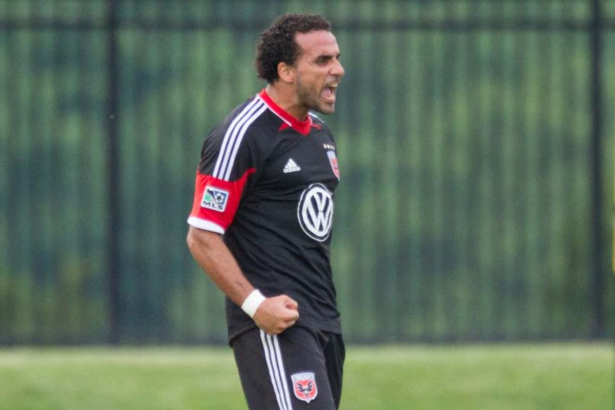 Oh good; DeRo's all fired up. This can't possibly be a problem. Right? Right?!